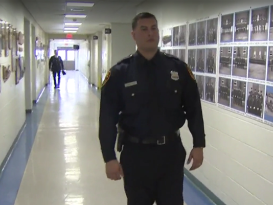 First Double-Amputee Graduates From Police Academy