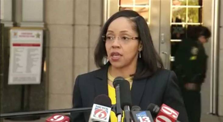 Florida Governor Removes Prosecutor In Cop Killer Case