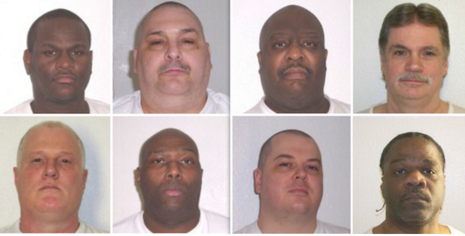 Arkansas Set To Execute 8 Inmates In 4 Days
