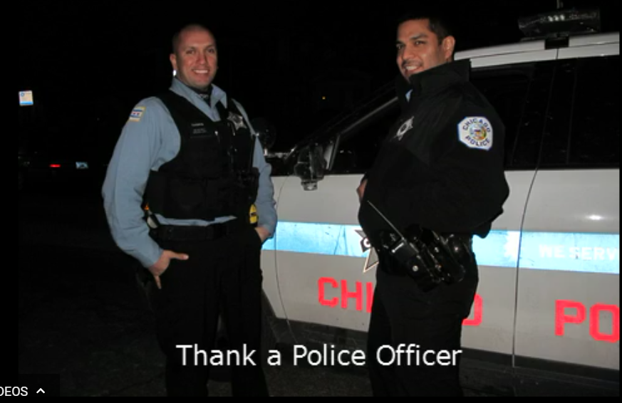 Why I Thanked Two Police Officers Who Gave Me a Ticket