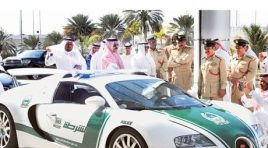 The Fastest Police Car In The World