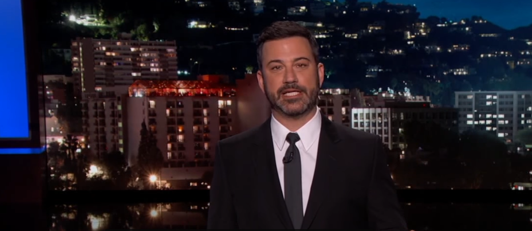 Watch Jimmy Kimmel Have Fun At The Expense Of The Los Angeles County Sheriff's Department