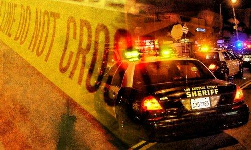 Los Angeles County Sheriff's Department Under Attack At Station