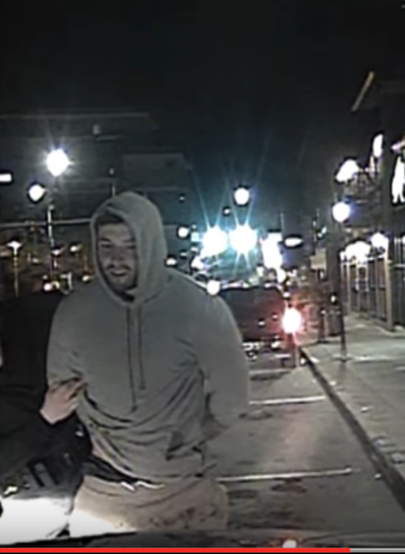 Watch Heisman Candidate Baker Mayfield Being Run Down By Police