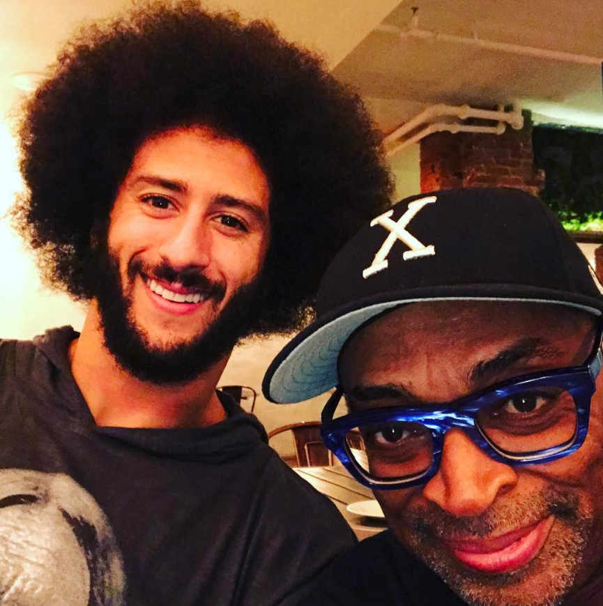 Spike Lee Questions Teams For Not Signing Colin Kaepernick