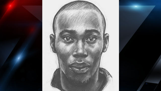 Sketch Released Of Suspect In Deputy Shooting