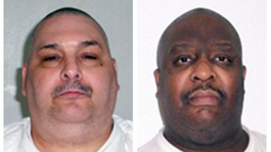 Arkansas Executes Two Inmates In One Night