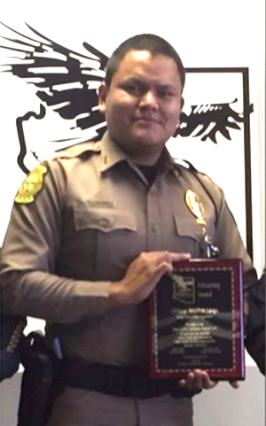 Arraignment In Killing Of Navajo Tribal Police Officer Houston James Largo