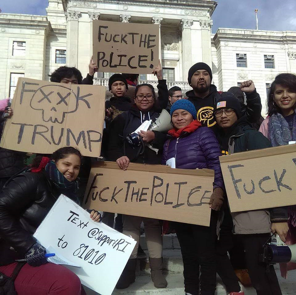 Crazy People, Police Reform and Providence