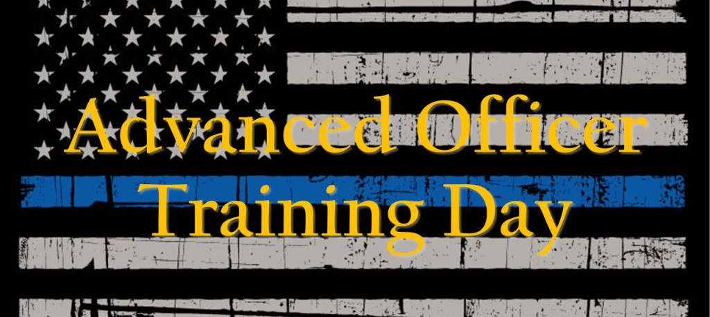 Advanced Officer Training Day
