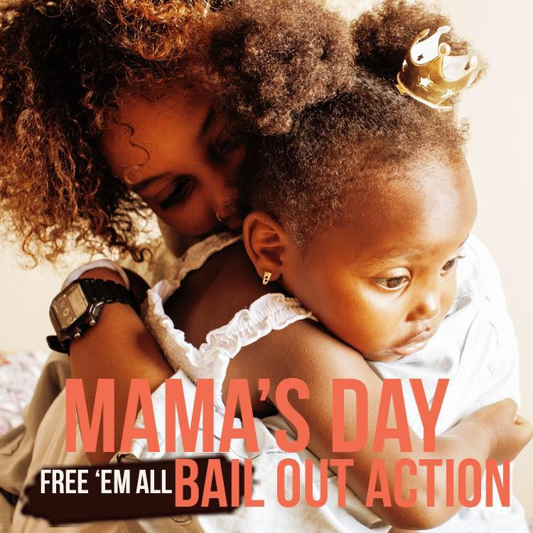 Black Lives Matter Raises Money To Get Moms Out Of Jail