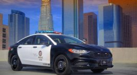 Ford Announces Hybrid Police Car