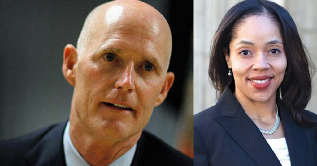 Florida State Attorney Sues Governor After He Removes Her From Death Penalty Cases