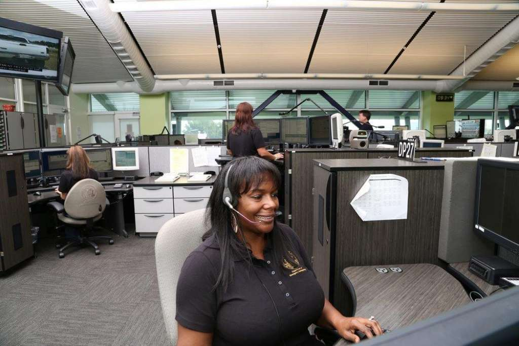 Dispatcher Of The Year Helped Save Cop's Life