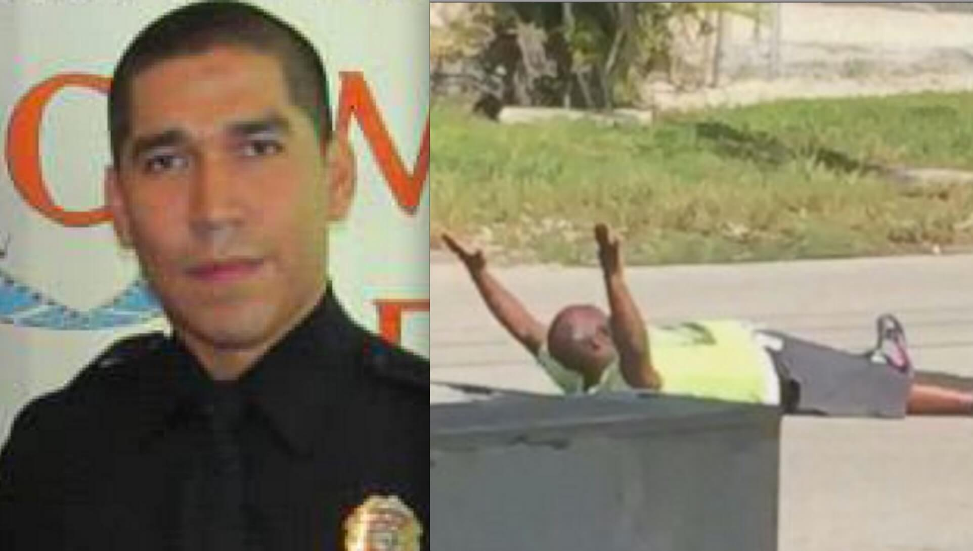 North Miami Police Officer Charged In Shooting Of Therapist