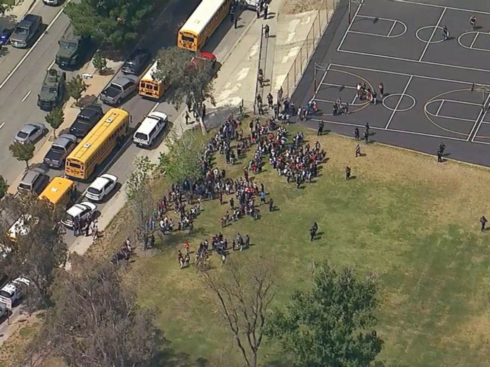 8-Year-Old Dies In California School Shooting