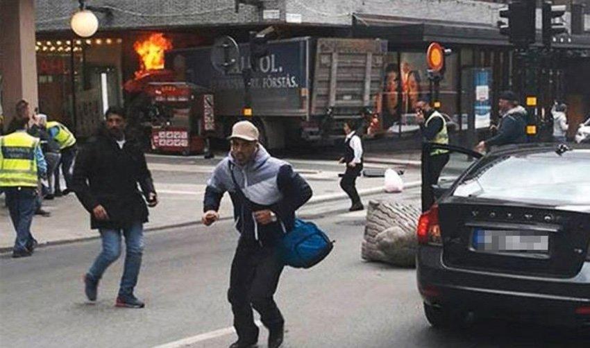 5 Dead In Stockholm Terrorism Attack