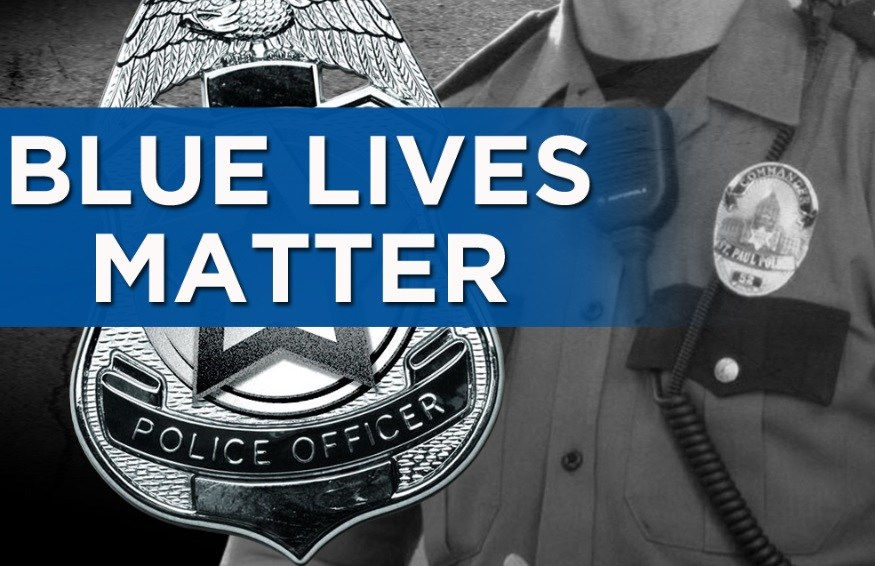 Oklahoma Governor Signs 'Blue Lives Matter' Bill Into Law