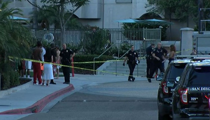 Man Shoots 7 At Pool Party Before Police Shoot Him