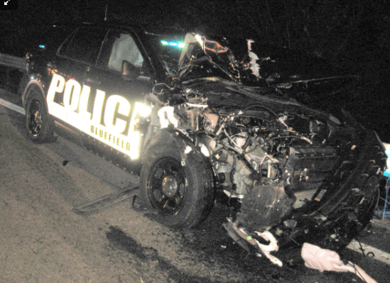West Virginia Police Officer Dies After Pursuit Crash With State Trooper