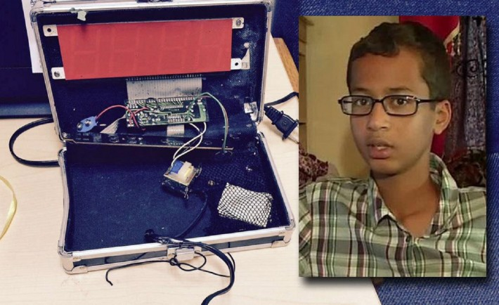 Time Is Out On 'Clock Boy' Lawsuit