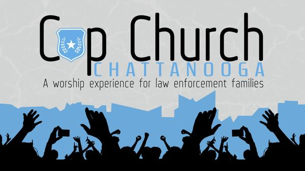 On The Beat:  Cop Church With Jonathan Parker