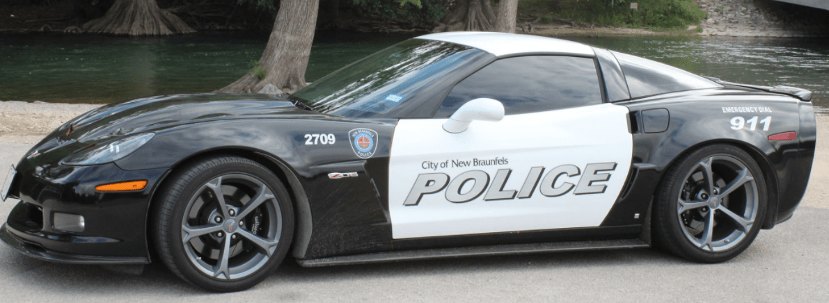 Texas Police Department Gets 1000 Horsepower Corvette