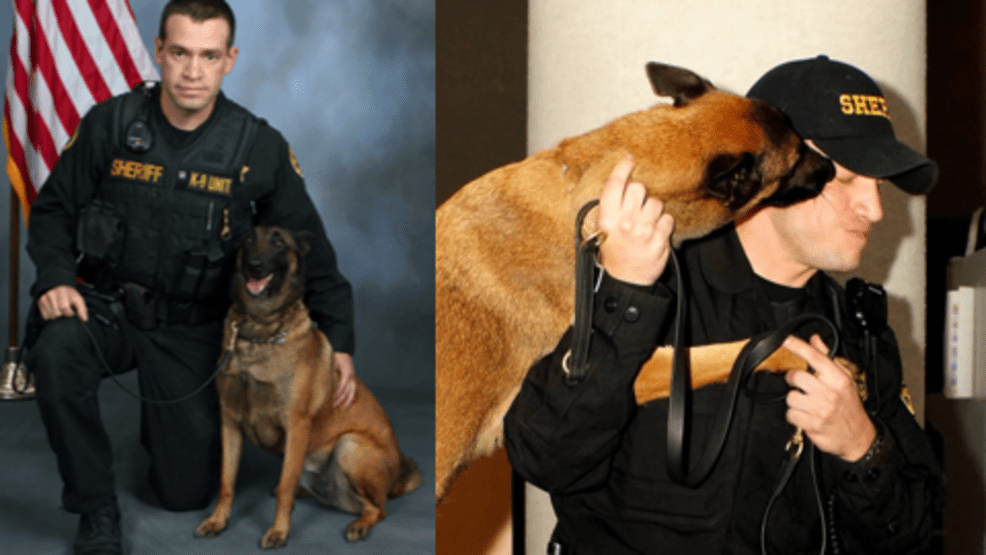 Tennessee Agency Mourns The Loss Of K9 Mallie