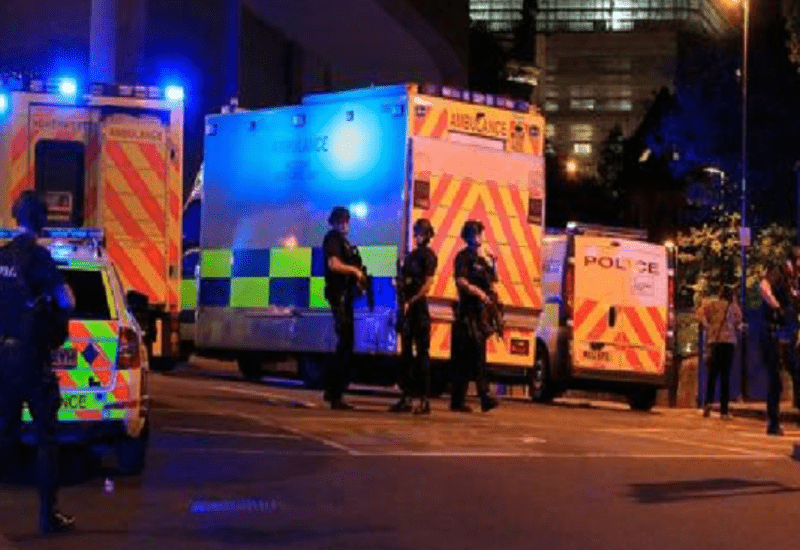 Police Officer Killed In Manchester Terror Attack