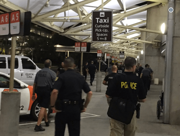 Orlando Airport Gunman In Custody