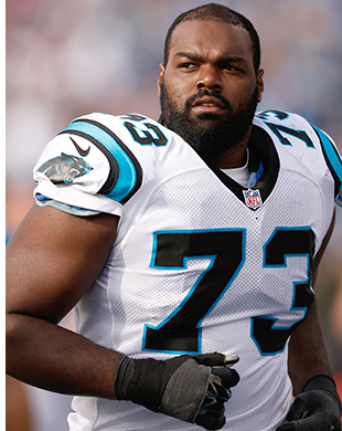 "NFL Player Featured In ""The Blind Side"" Cited For Assault Of Uber Driver"
