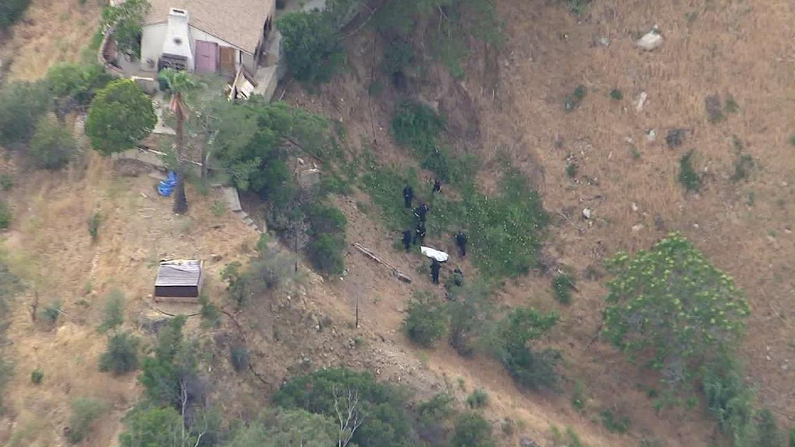 LAPD Kills Suspect From Helicopter