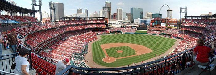 Woman Shot In Stadium At St. Louis Cardinals Game