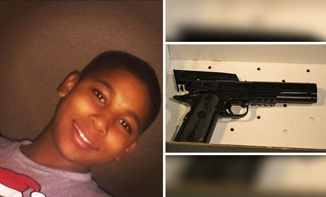 Officer Involved In Tamir Rice Shooting Fired