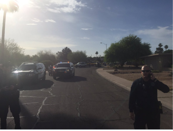 Arizona Police Officer Shot, Suspect Transported To Hospital