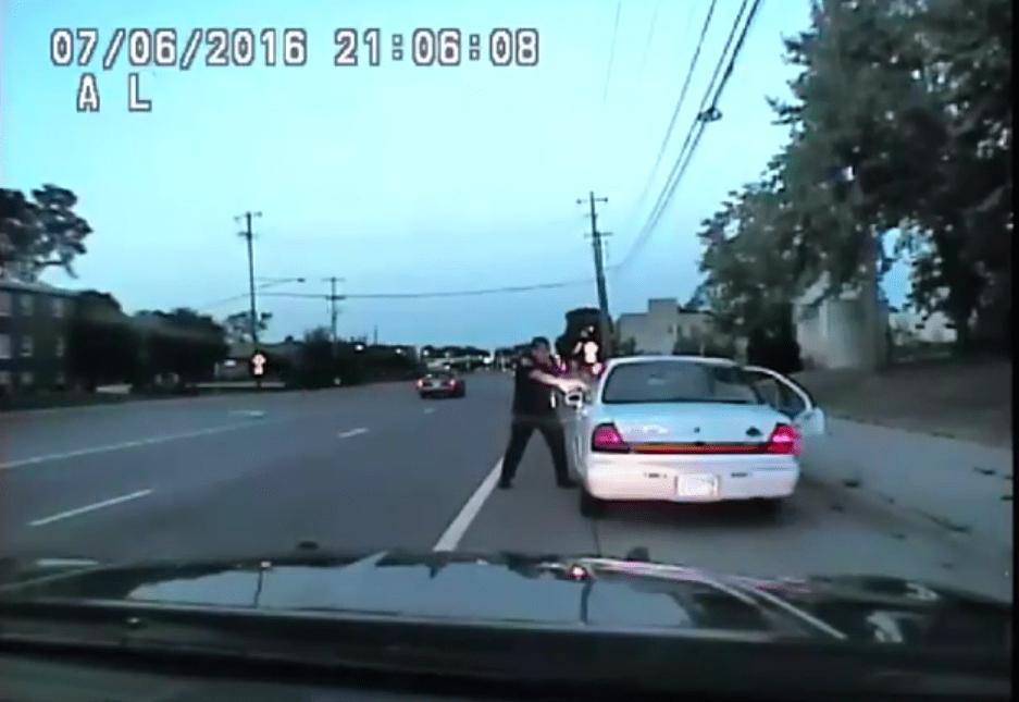 Dash Cam Footage Released Of Philando Castile Shooting