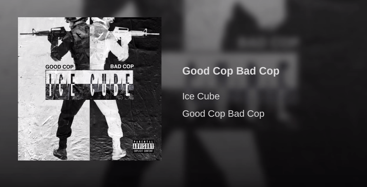 Ice Cube Blasts Police In New Song