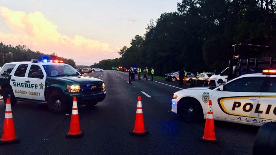 Florida Trooper Killed After Being Hit By Vehicle