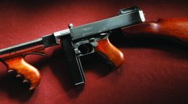 St. Louis Police Department Selling Tommy Gun Collection