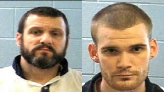 Inmates That Murdered Two Correctional Officers Captured
