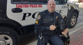 Ohio K9 Killed After Being Struck By Car