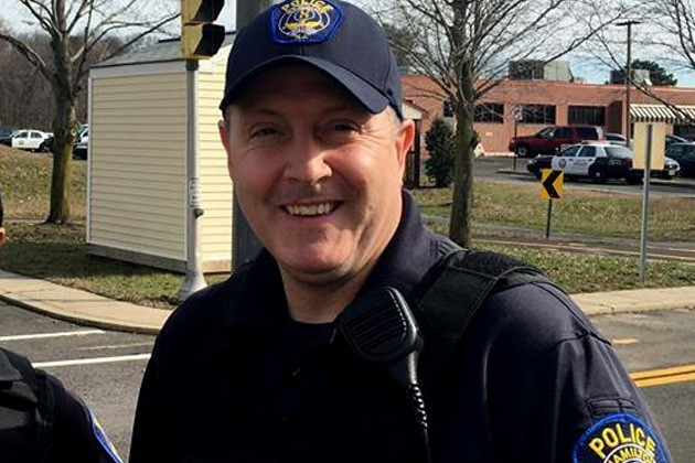 Beloved Cop In Crash Had Killed Himself