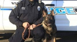Connecticut Agency Mourns The Loss Of First K9