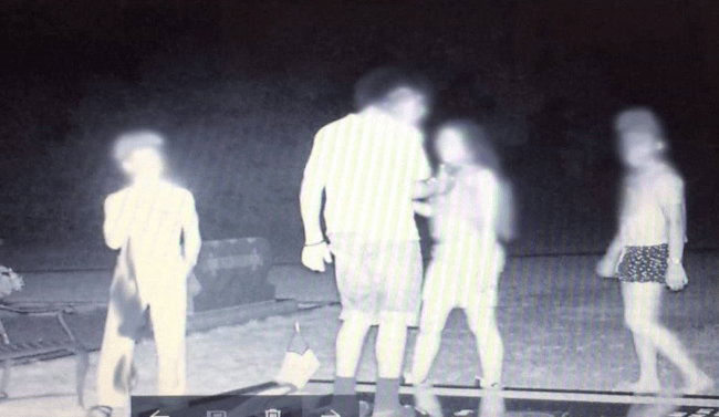 """Teens Charged With """"Spitting"""" On Grave Of Fallen Officer"""