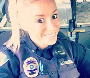 Female Cop Goes Viral With Pictures Of Her On The Beat