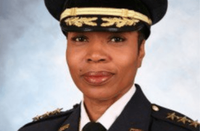 Dallas Police Name First Female Chief