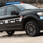 Ford Unveils First 'Pursuit Rated' Truck