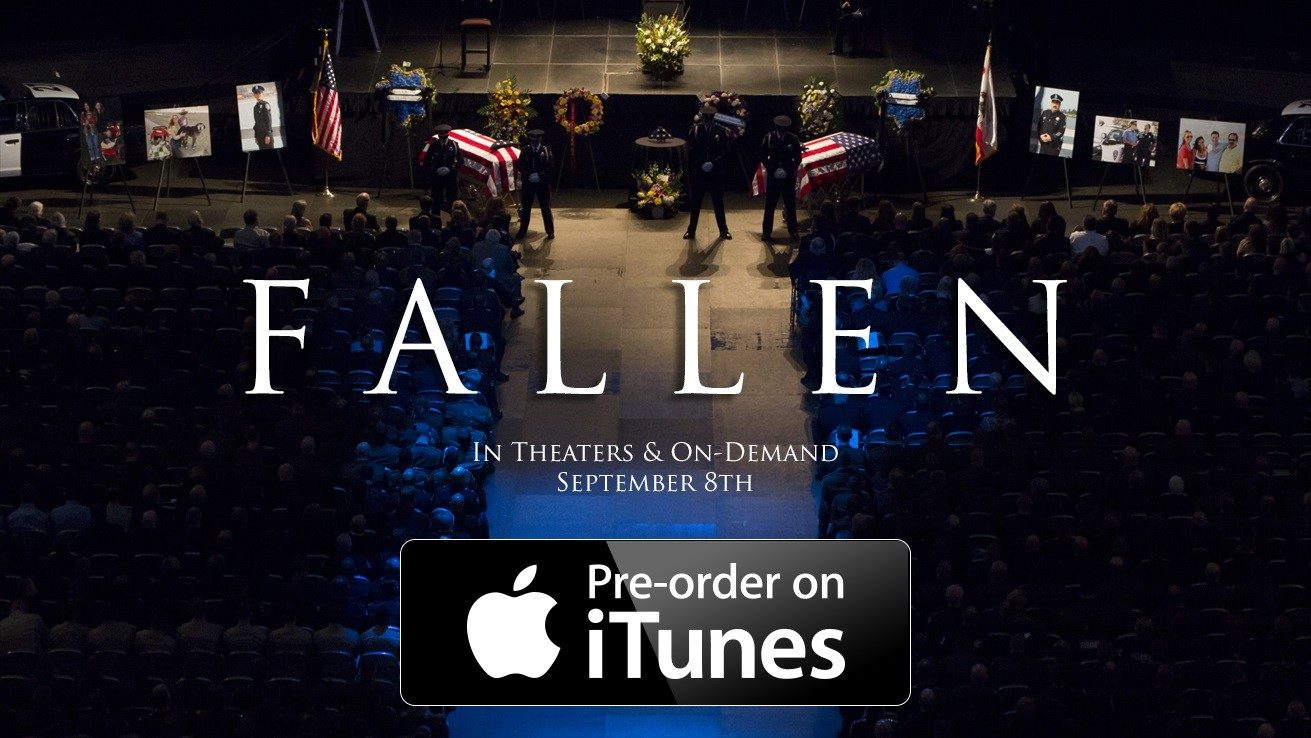 Review and Pre-Order of 'FALLEN' Available Now