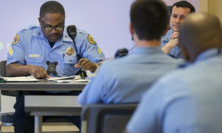 Defining Police Peer Intervention