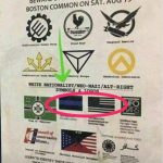 Thin Blue Line Flag Declared Nazi Symbol
